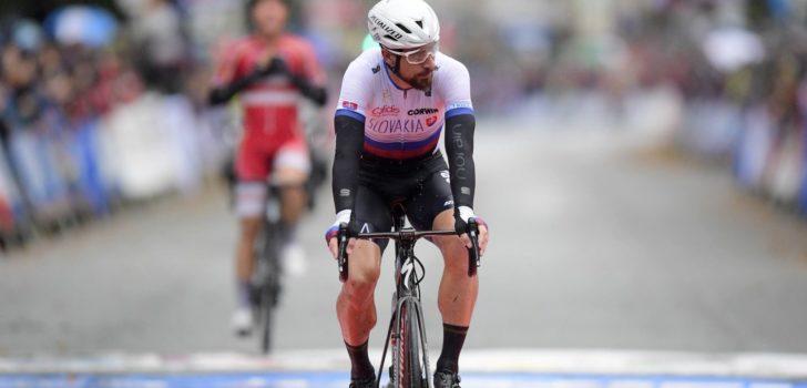 """Peter Sagan (5e): """"Ik had meegekund met de voorste renners"""""""