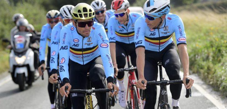 Belgische Wielerbond schrapt alles tot eind april