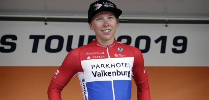 Nederlands kampioene Lorena Wiebes per direct weg bij Parkhotel Valkenburg