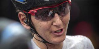 Lisa Brennauer weerstaat Lucinda Brand in Madrid Challenge