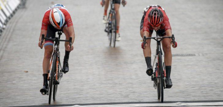 Majerus grijpt de macht in Boels Ladies Tour, etappezege voor Koch