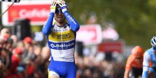 Eurométropole Tour verplaatst naar woensdag tussen WK en Roubaix