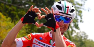 Wielertenues 2020: Androni Giocattoli-Sidermec gaat weer voor rood-wit