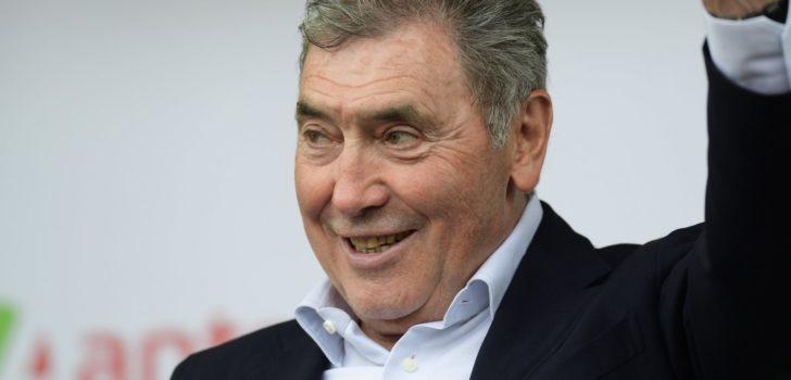 Eddy Merckx (74) verlaat ziekenhuis