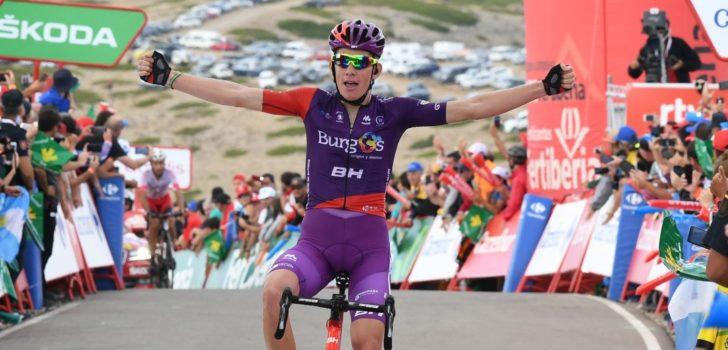 Burgos-BH vraagt tijdelijke uitkering aan voor renners