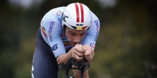 Belgische bond stelt keuze olympische tijdritplek uit naar juni 2021