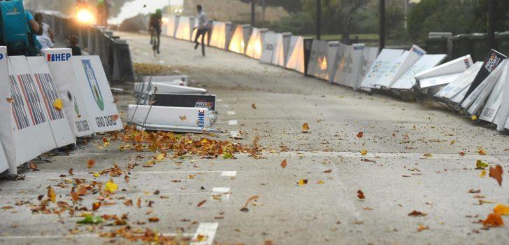 Derde rit CRO Race geneutraliseerd wegens harde wind