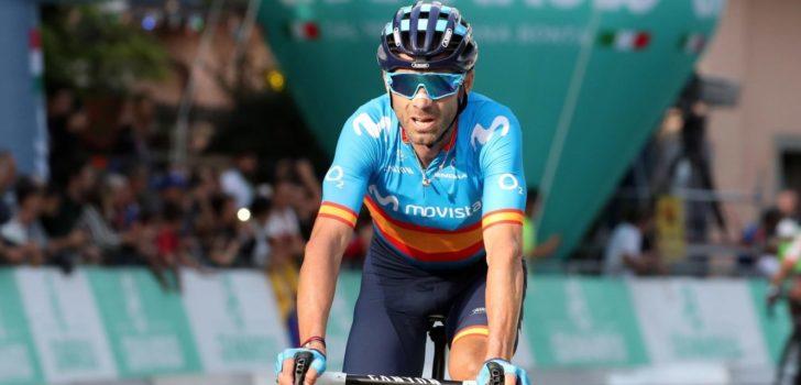 """Alejandro Valverde: """"Weet niet of ik de Tour zal uitrijden"""""""