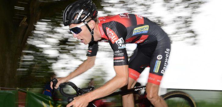 Dieter Vanthourenhout rijdt zes crossen in Spanje