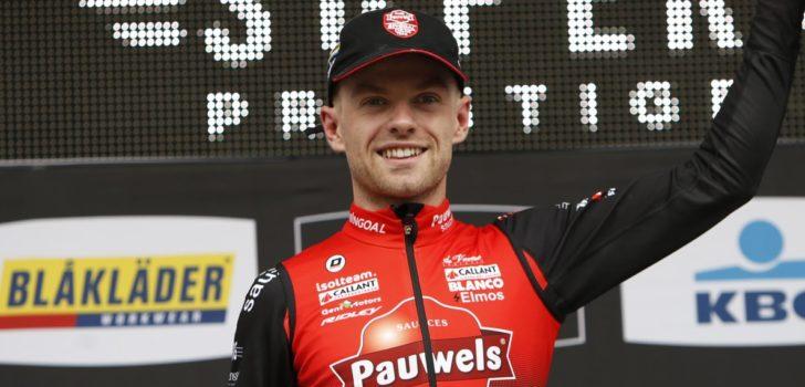 "Eli Iserbyt: ""Na fietswissels had ik het goede gevoel te pakken"""