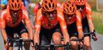 Team CCC: 'Driekwart van het personeel op straat, renners leveren 80 procent in'