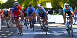 Marko Kump wint in CRO Race na millimetersprint