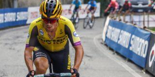 Primoz Roglic kent programma in aanloop naar de Tour