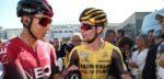 Primoz Roglic draagt zege in Giro dell'Emilia op aan ploeggenoten