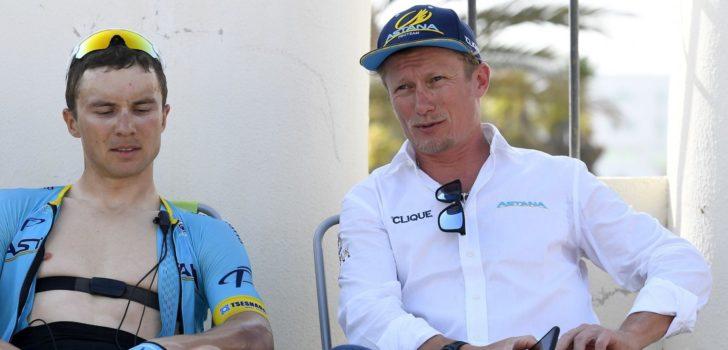 """Vinokourov: """"Ik denk dat selectie Astana al rond is"""""""