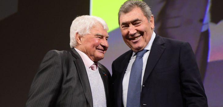 """Eddy Merckx: """"Tweede plaatsen in de Tour maakten Poulidor net populair"""""""