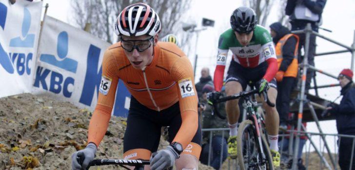"""Jens Dekker (20): """"Mijn hele winter staat in het teken van het WK"""""""