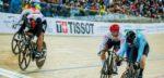 Nations Cup-baanwielrennen naar Groot-Brittannië, China en Colombia