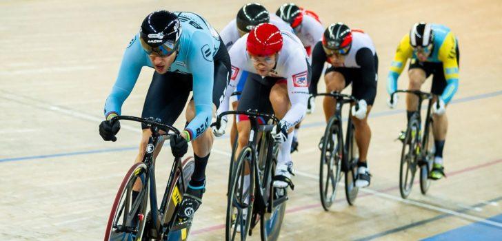 UCI peilt onrust Hongkong voor aankomende Wereldbeker baan