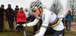 """Adrie van der Poel: """"Op training gaat het de goede richting uit met Mathieu"""""""