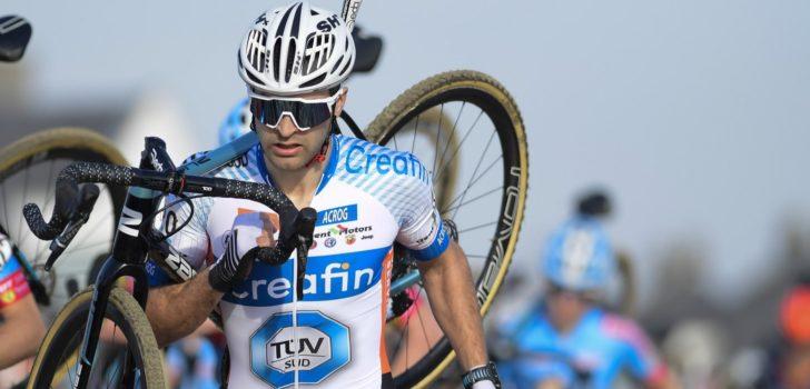 Voormalig toptalent Wietse Bosmans op jacht naar UCI-punten en sponsors