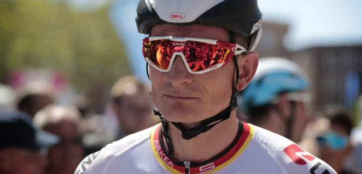André Greipel verrast met transfer naar Israel Cycling Academy