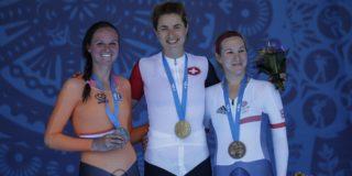 Winnares tijdrit Europese Spelen Marlen Reusser verkast naar Bigla