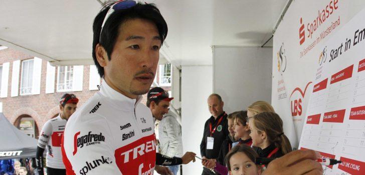 EF Pro Cycling haalt ervaren Beppu terug naar WorldTour