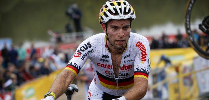 Meisen wint in Zwitserland, Vanthourenhout medekoploper EKZ Cross Tour