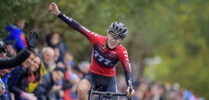 Yara Kastelijn zet Koppenbergcross op haar naam