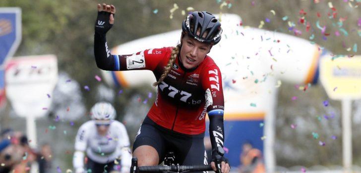 Annemarie Worst troeft Sanne Cant af in Flandriencross