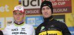 Aerts en Van der Poel spelen haasje-over in UCI-ranking