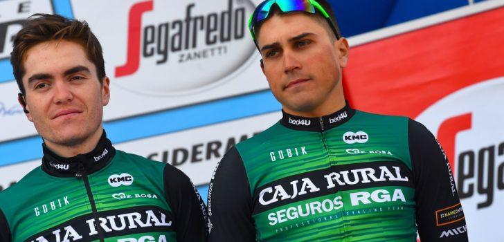 Caja Rural-Seguros RGA heeft 21-koppige selectie rond