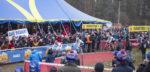 Topdeelnemersveld voor Ambiancecross