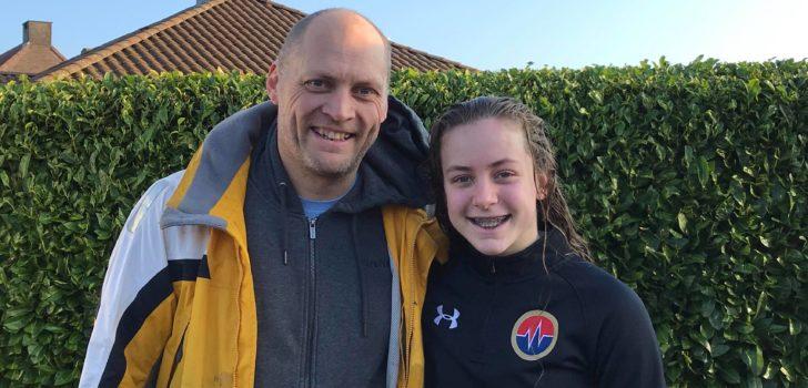 Zoe Bäckstedt (16) komt in winter uit voor Tormans CX-veldritploeg