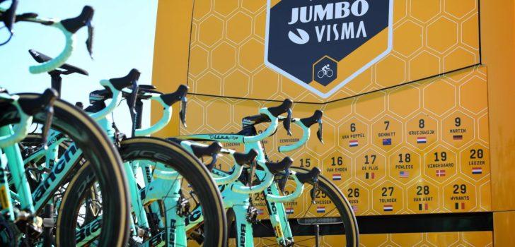 Jumbo-Visma in zee met Cervélo, Team Sunweb naar Scott en Mitchelton kiest voor Bianchi