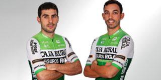 Wielertenues 2020: Caja Rural-Seguros RGA gaat voor groen-wit