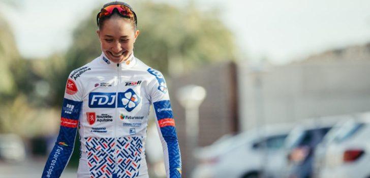Cecilie Uttrup Ludwig blijft haar Franse ploeg twee jaar langer trouw