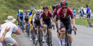 'Team Ineos heeft tien renners in voorselectie Tour de France'