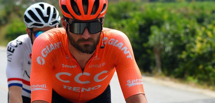 Van Keirsbulck vervangt Bevin in Tour Down Under