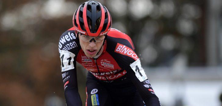 Yannick Peeters (23) zet punt achter veldritcarrière