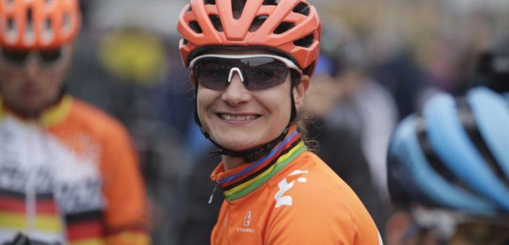 Marianne Vos keert volgende week terug in het veld