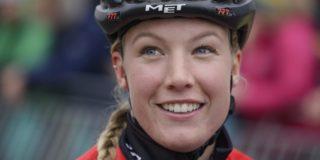 Annemarie Worst in ziekenhuis na val tijdens MTB-wedstrijd