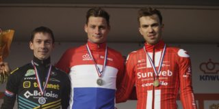 Nederlands kampioenschap veldrijden live te zien op Nederlandse publieke omroep