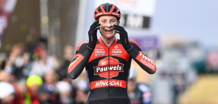 Toon Vandebosch (20) wordt prof bij Pauwels Sauzen-Bingoal