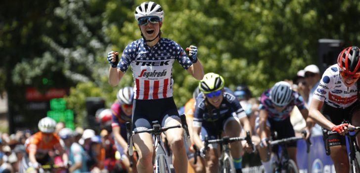 Dubbelslag Ruth Winder in Women's Tour Down Under