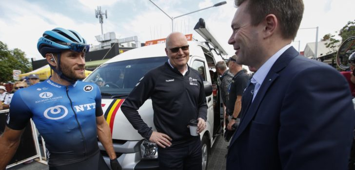 """UCI-baas Lappartient: """"Riis heeft het recht om terug te keren"""""""