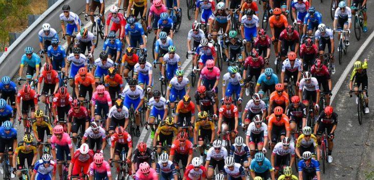 Steeds meer renners moeten inleveren