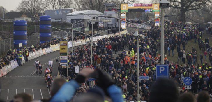 UCI maakt kalender hervormde Wereldbeker veldrijden bekend