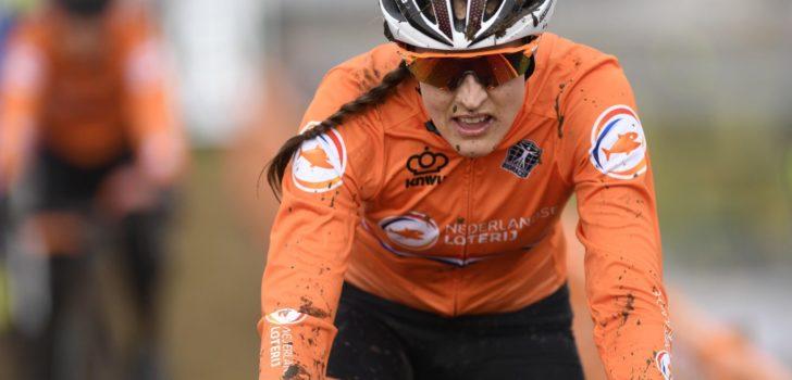 Lucinda Brand vervangt zieke ploeggenote in Omloop Het Nieuwsblad